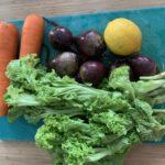 Beetroot Carrot Lemon Juice