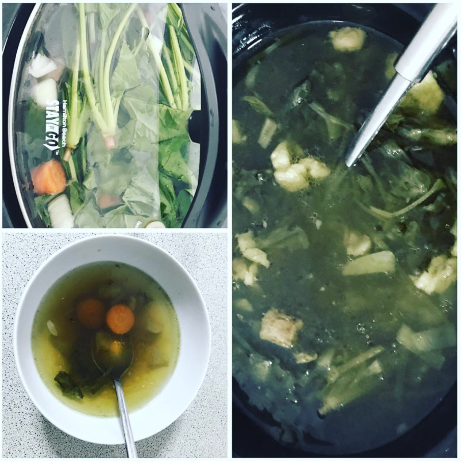 Chicken Stock/Bone Broth