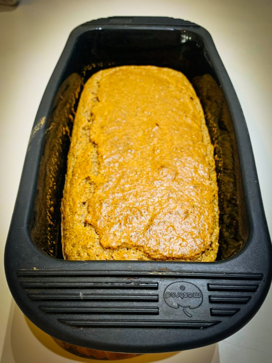GF Almond Coconut Bread